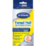 Dr. Scholl's Fungal Nail Revitalizer System Review 615