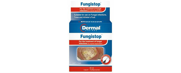 Dermal Therapy Fungistop Review
