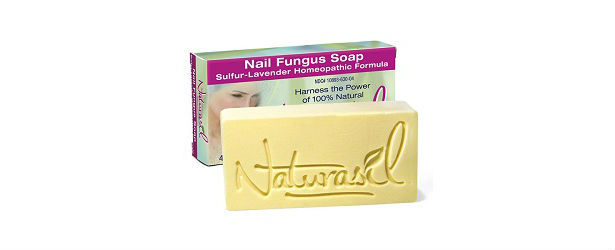 Naturasil Nail Fungus Soap Review