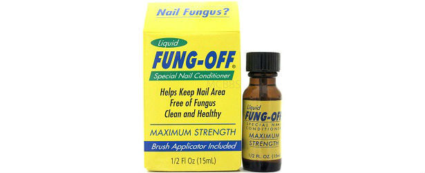 Fung-Off Special Nail Conditioner Review