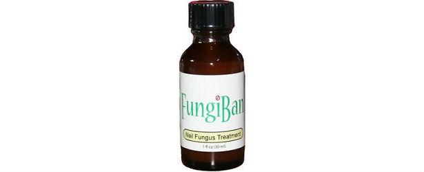 Fungiban Nail Fungus Treatment Review