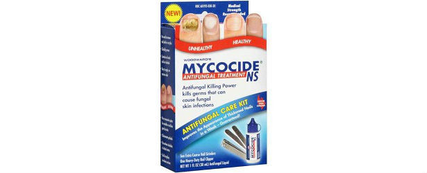 MycocideNS Antifungal Treatment Review