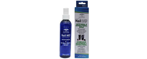 OMG Medical Group Nail MD Spray Review