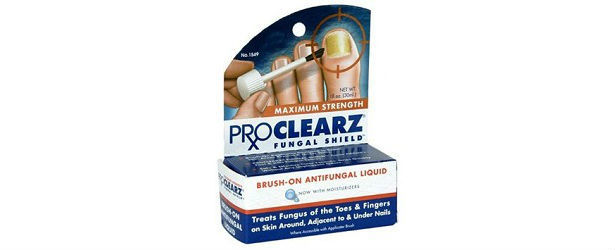ProClearz Maximum Strength Fungal Shield Review