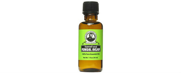 Uncle Harry's Natural Products Fungal Relief Review